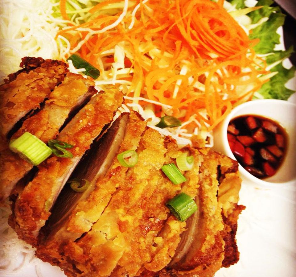 Hagerstown Thai Food